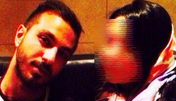 واکنش نامزد سوشا مکانی به بازداشت سوشا مکانی