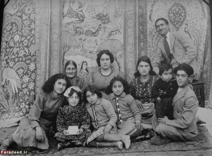 (تصاویر) مردمشناسی در آغاز عصر پهلوی(1)