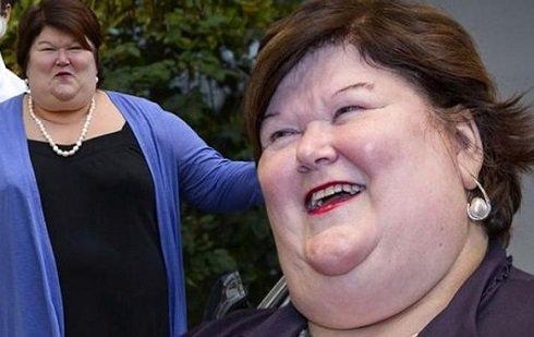 این خانم وزیر بهداشت بلژیک است