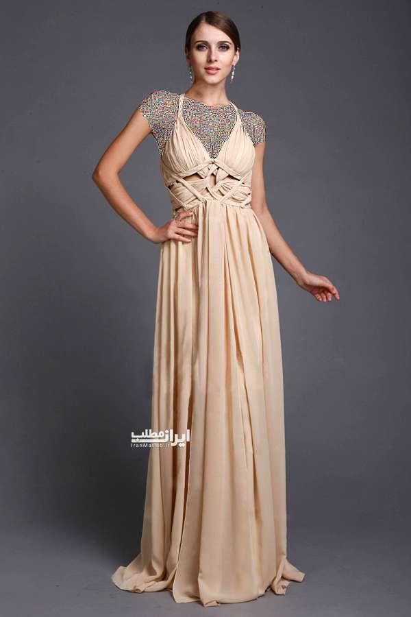 لباس مجلسی زنانه لباس مجلسی بلند