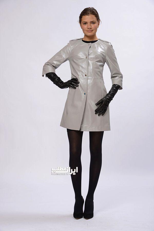 عکس مدل پالتو کوتاه دخترانه
