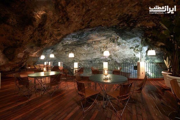 رستوران شگفت انگیز عکس رستوران رستوران ایتالیا