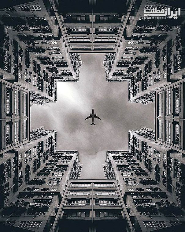جالبترین تقارن ها در معماری + عکس