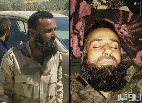 فرمانده دوم القاعده هم در سوریه به هلاکت رسید + عکس