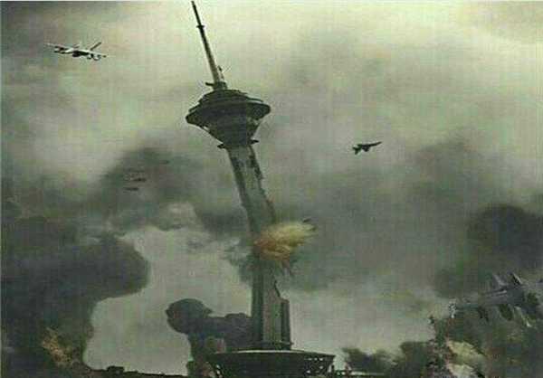 جزئیات ماجرای تصویری حمله عربستان به ایران + عکس