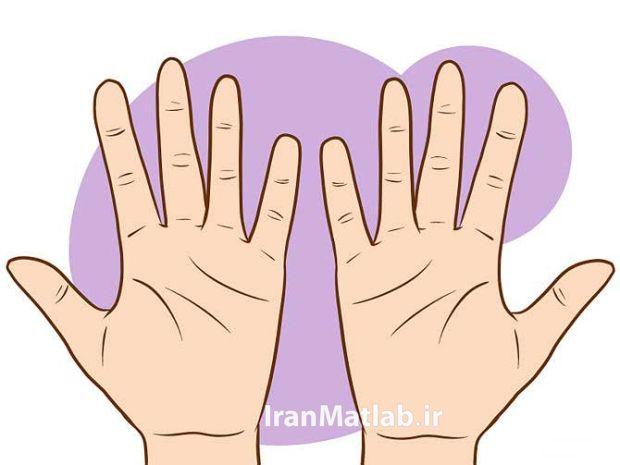 دستان شما از زندگیتان چه میگویند؟