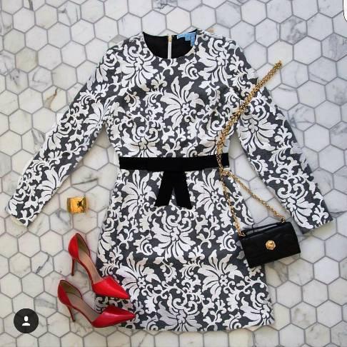 لباسی که خانم بختیاری برای عروسی می پوشد + عکس