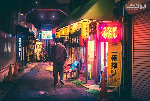 تصاویر دیدنی عکس توکیو