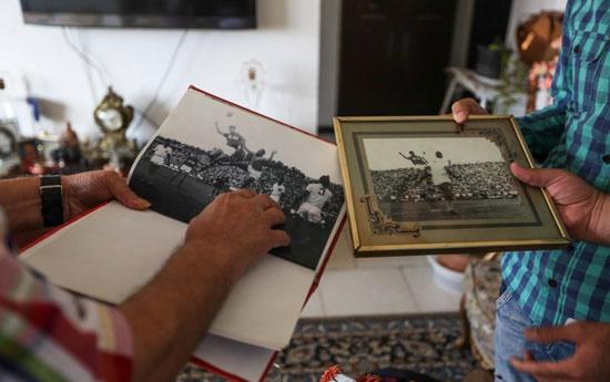 همایون بهزادی سرطلایی فوتبال ایران 4