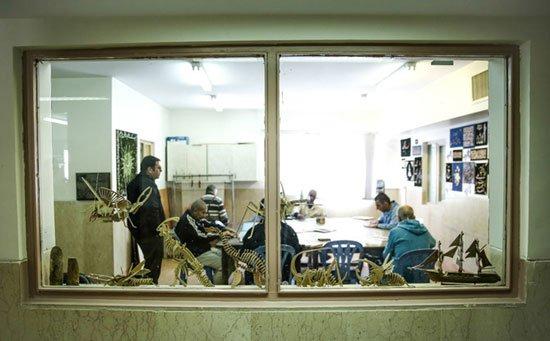 گزارش تصویری بیمارستان امینآباد (بیمارستان روانپزشکی رازی)