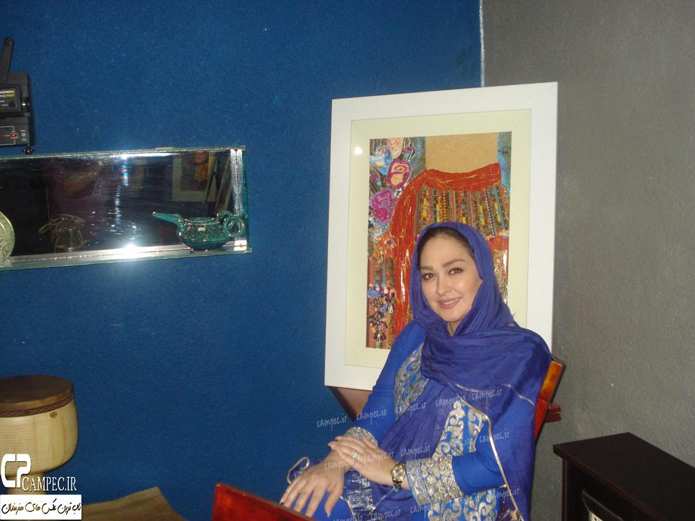 عکس شخصی و زیبای الهام حمیدی مرداد 94