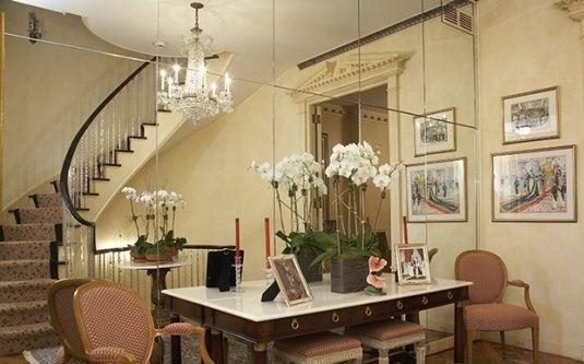 خانه مجلل اشرف پهلوی در نیویورک + تصاویر
