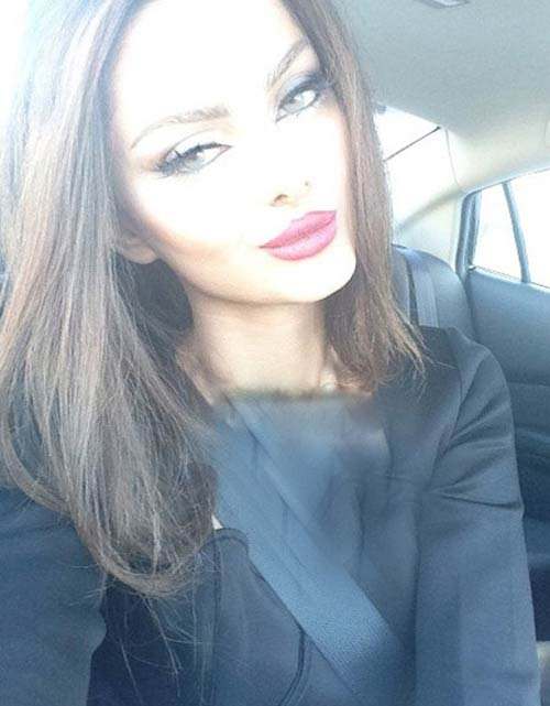 عکس جذاب ترین و خوشگلترین دخترهای مدل ایرانی