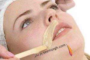 از بین بردن موهای زائد صورت زنان بدون لیزر با داروهای گیاهی