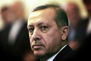 عکس سلفی یک مخالف سوری با رئیسجمهور ترکیه و مسخره کردن او