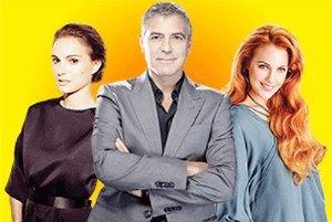 خرم سلطان, جورج کلونی و ناتالی پورتمن در یک فیلم ایرانی!