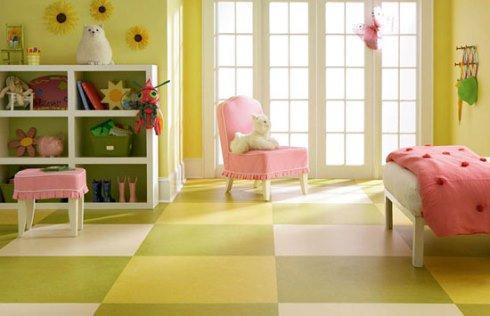 دیزاین یک دکوراسیون زیبا و خاص برای اتاق نوزاد
