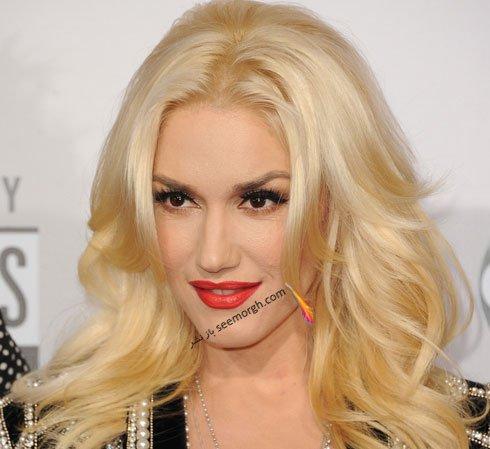 آرایش چشم عروس به سبک Gwen Stefani گوئن استفانی