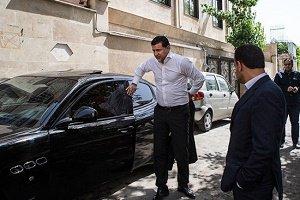 صحنه ای که چشمان شهریار فوتبال ایران را خیس کرد