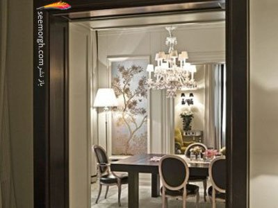 دکوراسیون داخلی منزل تان را مانند ستاره زن هالیوود دیزاین کنید