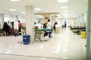 حمله به پزشک اورژانس بیمارستان قشم