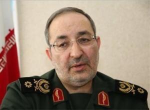 توضیح سردار جزایری درباره برد موشک های ایرانی