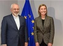 دومین سفر موگرینی به ایران