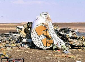 پای عربستان به سقوط هواپیمای روس باز شد