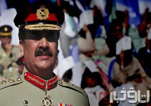 فرمانده ارتش پاکستان: ایران را از روی نقشه حذف می کنیم!