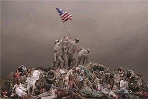 جنجالی که عکس نصب شده در میدان ولیعصر(عج) به پا کرد