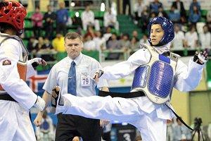 دختر پناهنده ایرانی در المپیک ریو + عکس