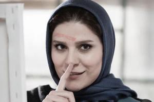 تیپ متفاوت سحر دولتشاهی در جشنواره فیلم فجر