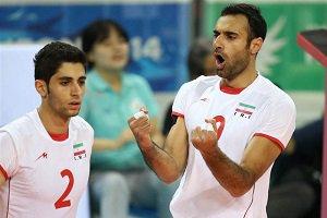 تهدید ملیپوش والیبال ایران به ضرب و شتم!