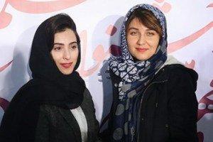 گلوریا هاردی و همسرش با لباسی ساده در جشنواره فیلم فجر (قابل توجه هنرمندان)