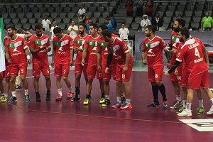 حریفان هندبال ایران در راه المپیک مشخص شدند