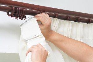 خانه تکانی نوروز : بهترین روش برای شست و شوی انواع پرده