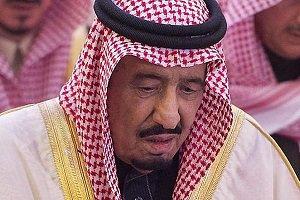 پادشاه عربستان به بیمارستان منتقل شد
