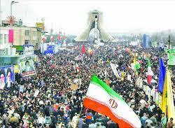 ۱۰ مسیر راهپیمایی ۲۲ بهمن در تهران