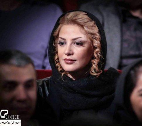 طناز طباطبایی در جشنواره فیلم فجر