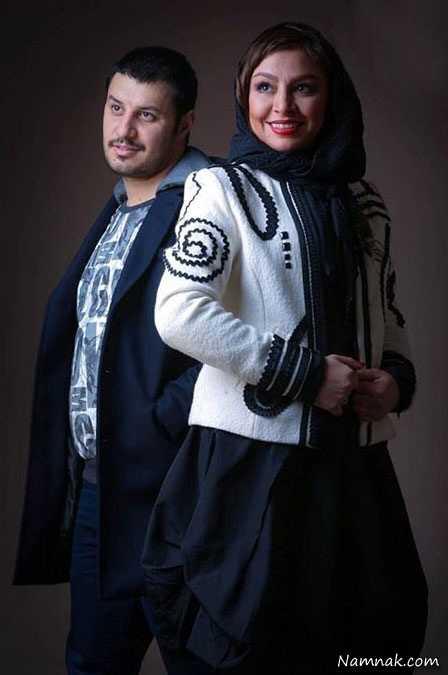 جواد عزتی و همسرش ، همسر بنیامین بهادری ، همسر بنیامین بهادری