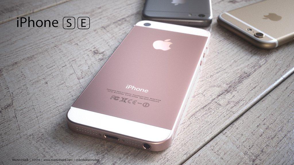 مقایسه فنی آیفون SE با آیفون 6S ! عکس