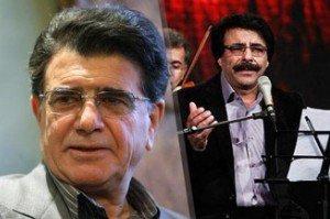 نامه علیرضا افتخاری به استاد شجریان! (عکس دست نوشته)
