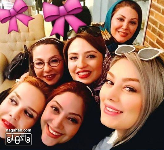 عکسهای جدید نوروزی بازیگران در عید امسال