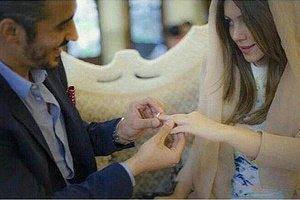 عکس عروسی قوچان نژاد و همسرش دردسرساز شد!