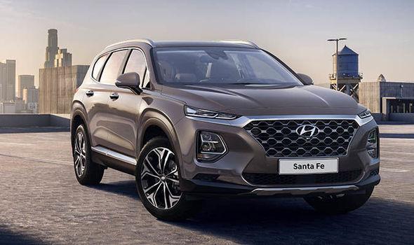 Hyundai Sante FE 2017