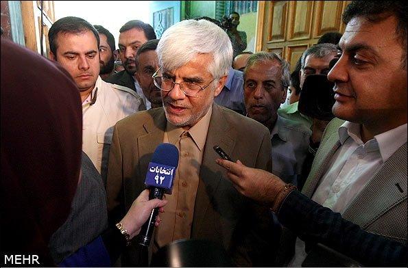توافق بین عارف و لاریجانی برای ریاست مجلس