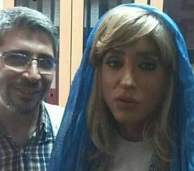 اگر گفتید این بازیگر زیبای سینمای ایران کیست؟