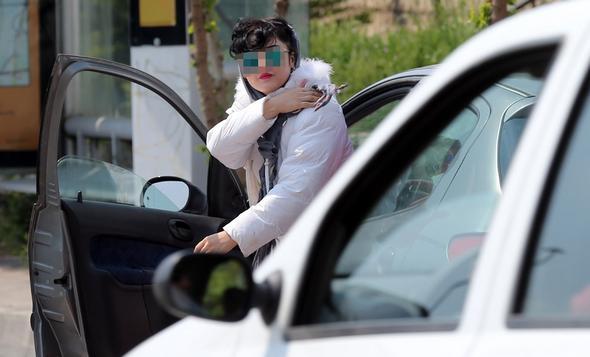 طرح مبارزه با کشف حجاب در خودرو در خیابان های تهران