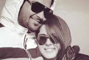 عکس جدید مهدی سلوکی و همسرش به مناسبت روز زن