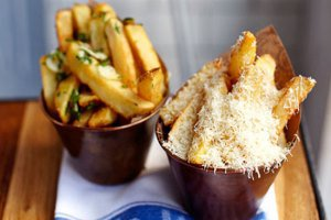 سس سیب زمینی تنوری را با دستور جیمی الیور درست کنید!!
